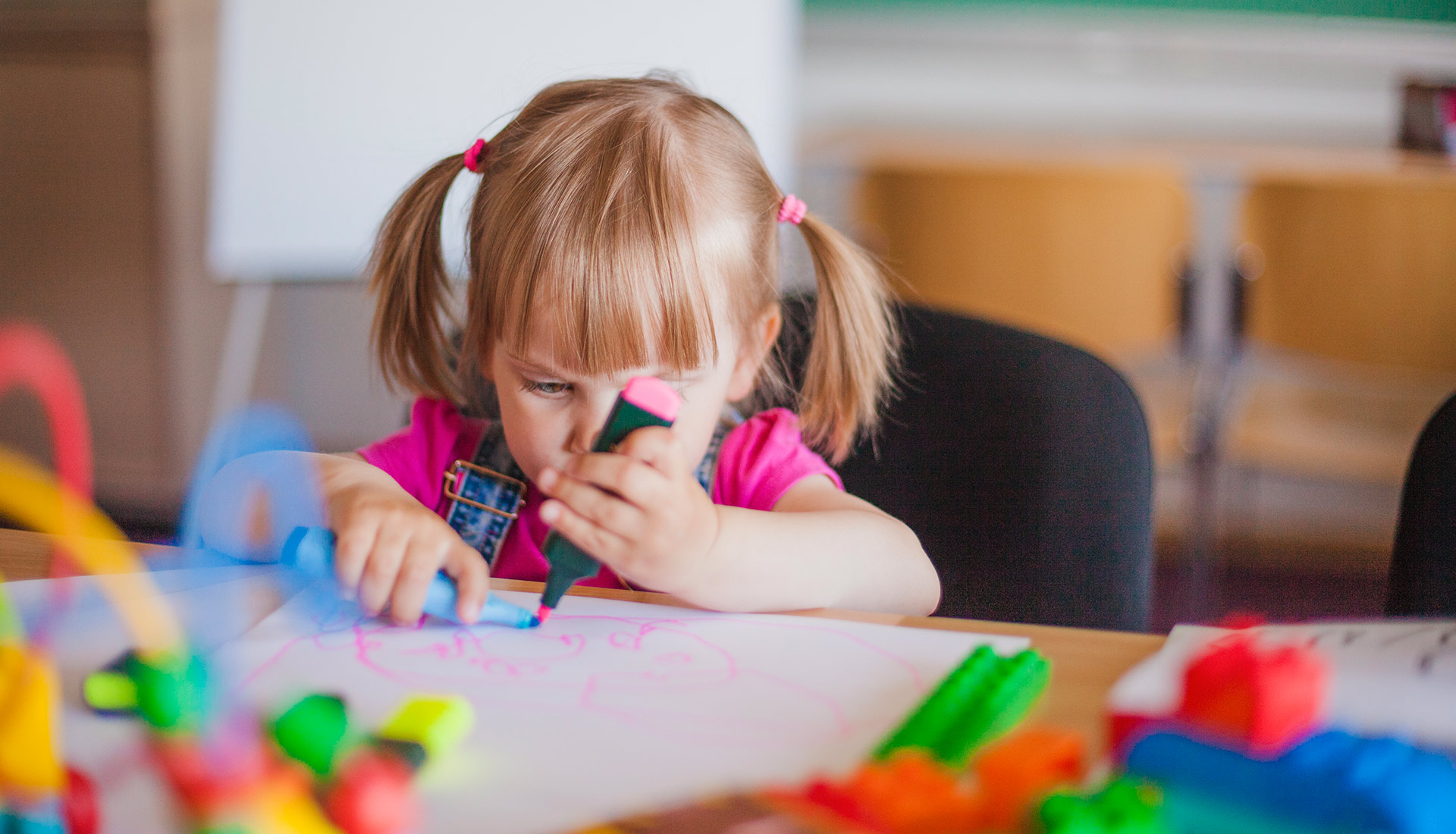 Hope Montessori nursery school images